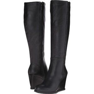 Kenneth Cole Reaction Black Storm Chaser Boots